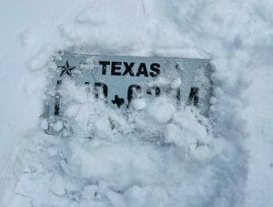 Texas Winter Storm 2021